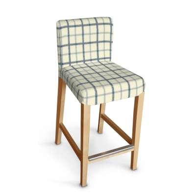 Sukienka na krzesło barowe Henriksdal krótka w kolekcji Avinon, tkanina: 131-66