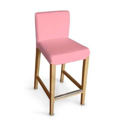 Návlek na barovú stoličku Henriksdal, krátky V kolekcii Loneta, tkanina: 133-62