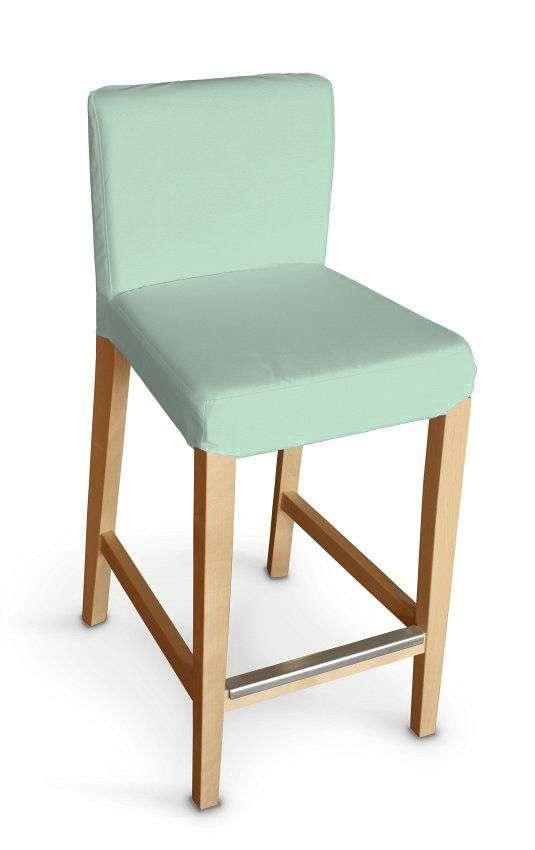 Sukienka na krzesło barowe Henriksdal krótka w kolekcji Loneta, tkanina: 133-61