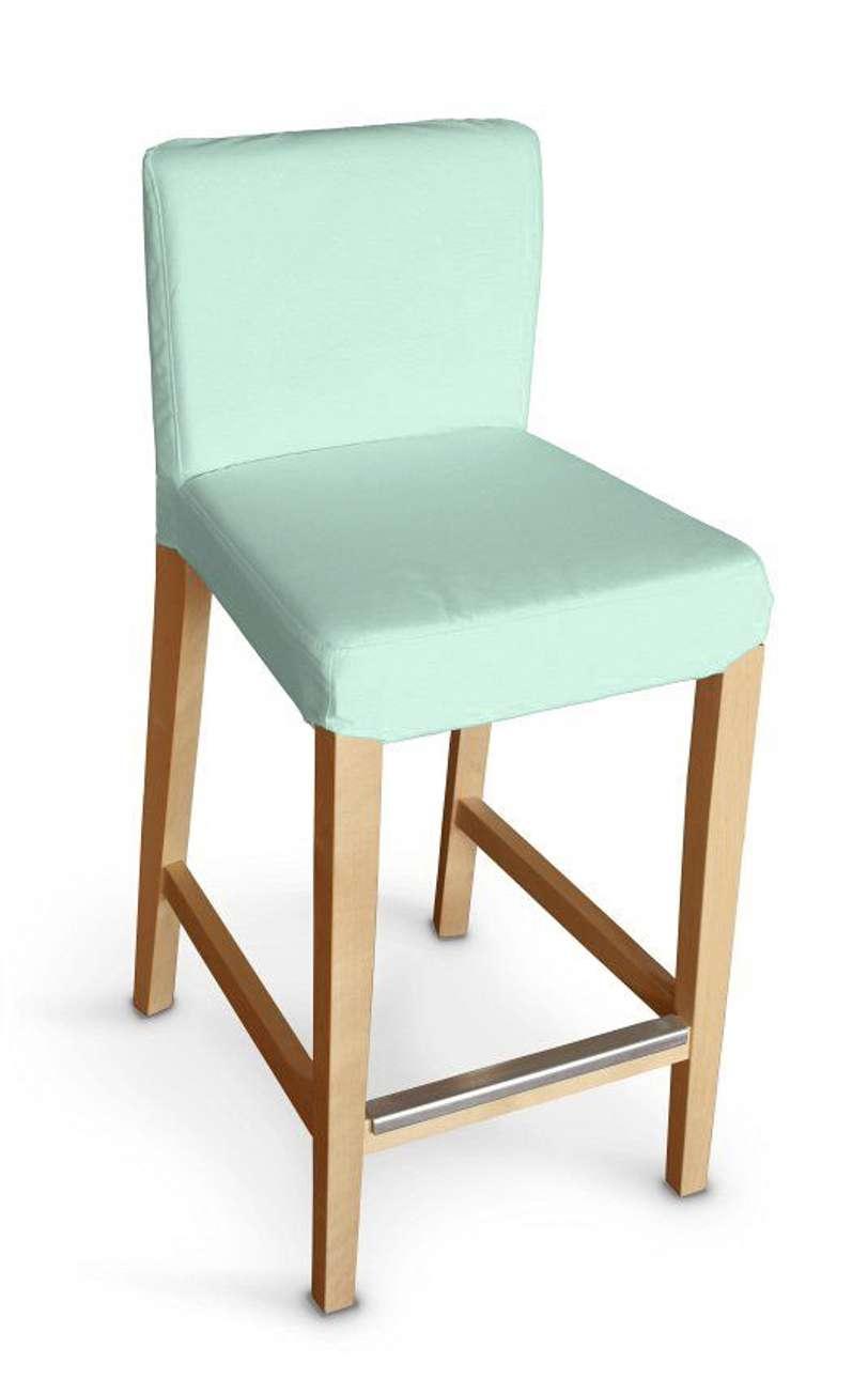 Sukienka na krzesło barowe Henriksdal krótka w kolekcji Loneta, tkanina: 133-37
