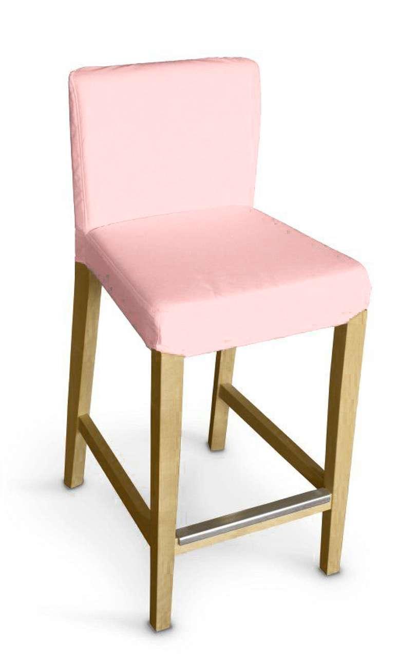Sukienka na krzesło barowe Henriksdal krótka w kolekcji Loneta, tkanina: 133-39