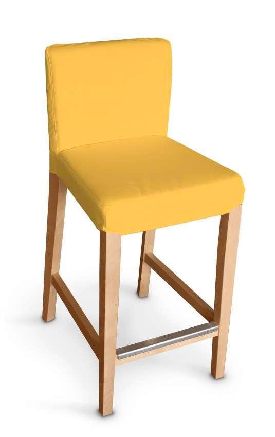 Sukienka na krzesło barowe Henriksdal krótka w kolekcji Loneta, tkanina: 133-40