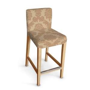 Hendriksdal baro kėdės užvalkalas - trumpas Hendriksdal baro kėdė kolekcijoje Damasco, audinys: 613-04