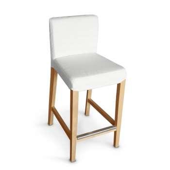 Potah na barovou židli Hendriksdal , krátký v kolekci Jupiter, látka: 127-01