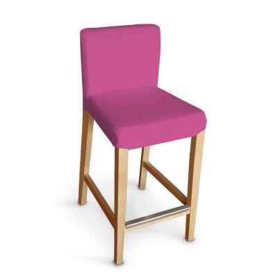 Sukienka na krzesło barowe Henriksdal krótka 127-24 różowy Kolekcja Jupiter