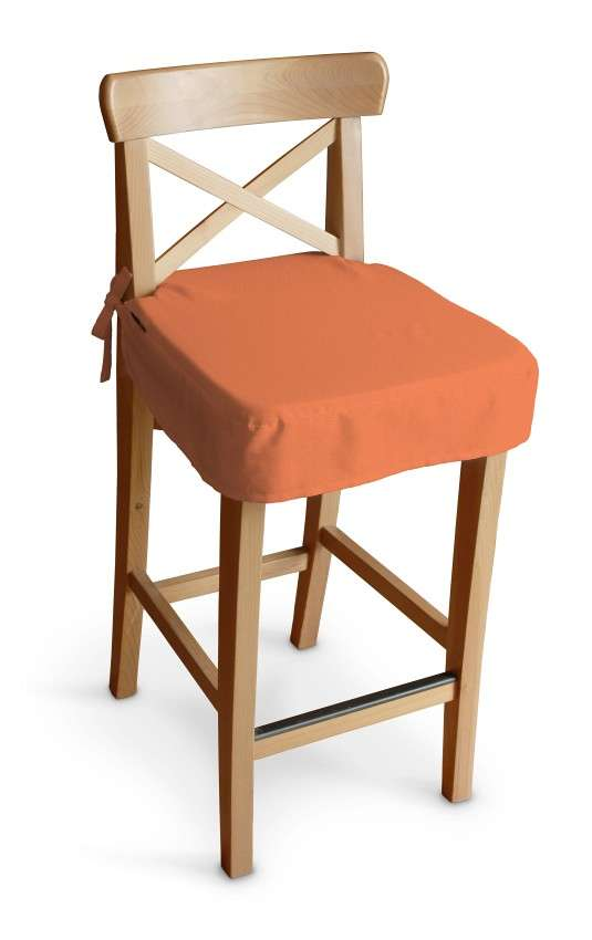 Siedzisko na krzesło barowe Ingolf krzesło barowe Ingolf w kolekcji Jupiter, tkanina: 127-35