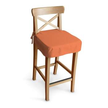 Ingolf bar stool seat pad cover in collection Jupiter, fabric: 127-35