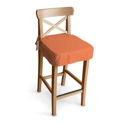 Poťah na barovú stoličku Ingolf 127-35 oranžová Kolekcia Jupiter