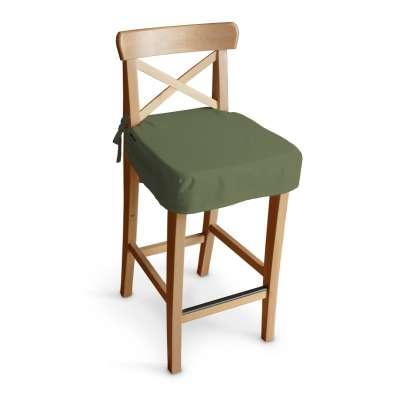 Siedzisko na krzesło barowe Ingolf w kolekcji Jupiter, tkanina: 127-52