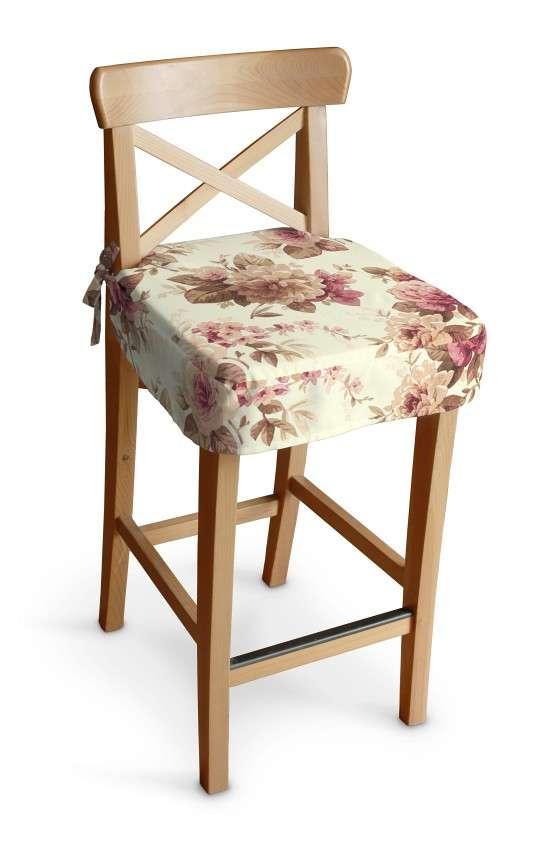 Siedzisko na krzesło barowe Ingolf krzesło barowe Ingolf w kolekcji Mirella, tkanina: 141-06