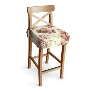 Ingolf baro kėdės užvalkalas - trumpas Ingolf baro kėdė kolekcijoje Mirella, audinys: 141-06