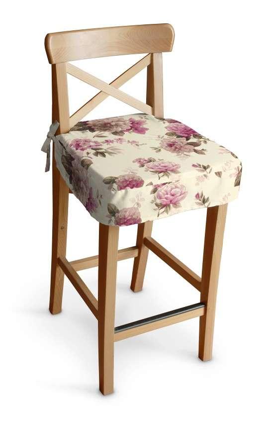 Siedzisko na krzesło barowe Ingolf krzesło barowe Ingolf w kolekcji Mirella, tkanina: 141-07