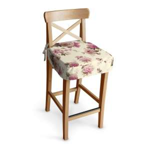 Ingolf baro kėdės užvalkalas - trumpas Ingolf baro kėdė kolekcijoje Mirella, audinys: 141-07