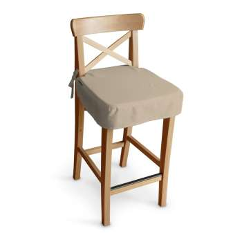 Sitzkissen für Barhocker Ingolf Barstuhl  Ingolf von der Kollektion Cotton Panama, Stoff: 702-01