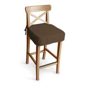 Ingolf baro kėdės užvalkalas - trumpas Ingolf baro kėdė kolekcijoje Cotton Panama, audinys: 702-02