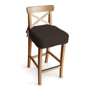 Ingolf baro kėdės užvalkalas - trumpas Ingolf baro kėdė kolekcijoje Cotton Panama, audinys: 702-03