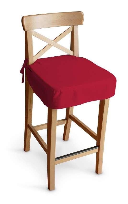 Siedzisko na krzesło barowe Ingolf krzesło barowe Ingolf w kolekcji Cotton Panama, tkanina: 702-04