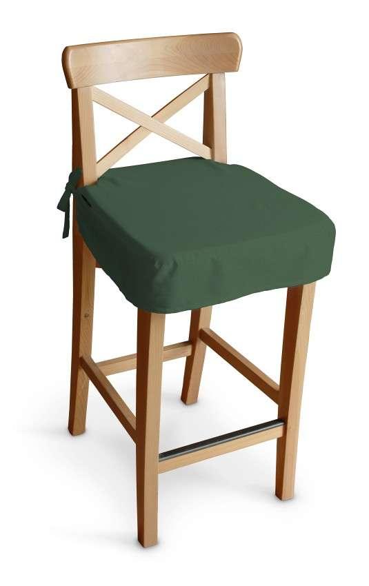 Sitzkissen für Barhocker Ingolf Barstuhl  Ingolf von der Kollektion Cotton Panama, Stoff: 702-06