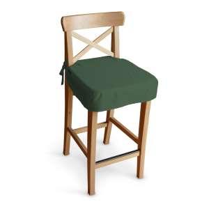 Ingolf baro kėdės užvalkalas - trumpas Ingolf baro kėdė kolekcijoje Cotton Panama, audinys: 702-06