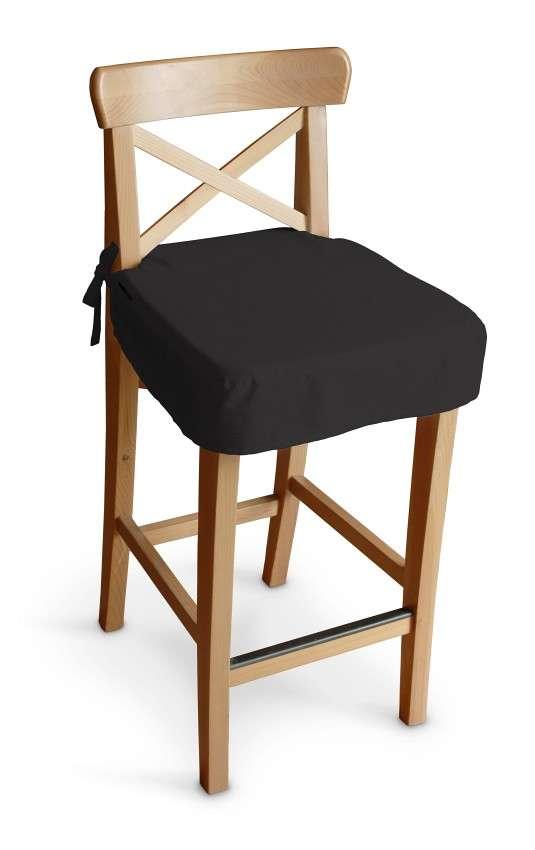 Ingolf baro kėdės užvalkalas - trumpas Ingolf baro kėdė kolekcijoje Cotton Panama, audinys: 702-08