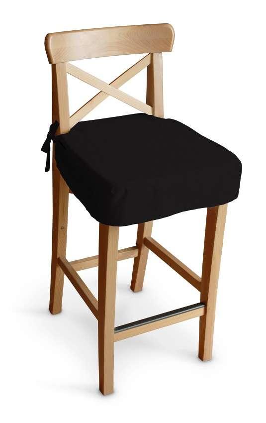 Sitzkissen für Barhocker Ingolf Barstuhl  Ingolf von der Kollektion Cotton Panama, Stoff: 702-09