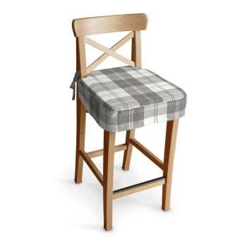 Siedzisko na krzesło barowe Ingolf w kolekcji Edinburgh, tkanina: 115-79