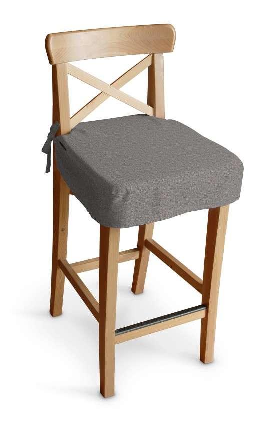 Sitzkissen für Barhocker Ingolf Barstuhl  Ingolf von der Kollektion Edinburgh , Stoff: 115-81