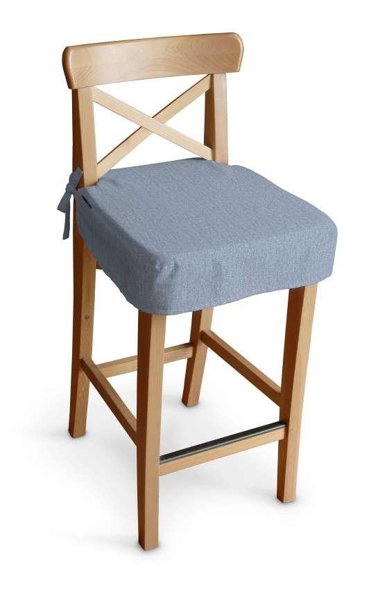 Ingolf baro kėdės užvalkalas - trumpas Ingolf baro kėdė kolekcijoje Chenille, audinys: 702-13
