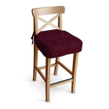 Ingolf baro kėdės užvalkalas - trumpas Ingolf baro kėdė kolekcijoje Chenille, audinys: 702-19