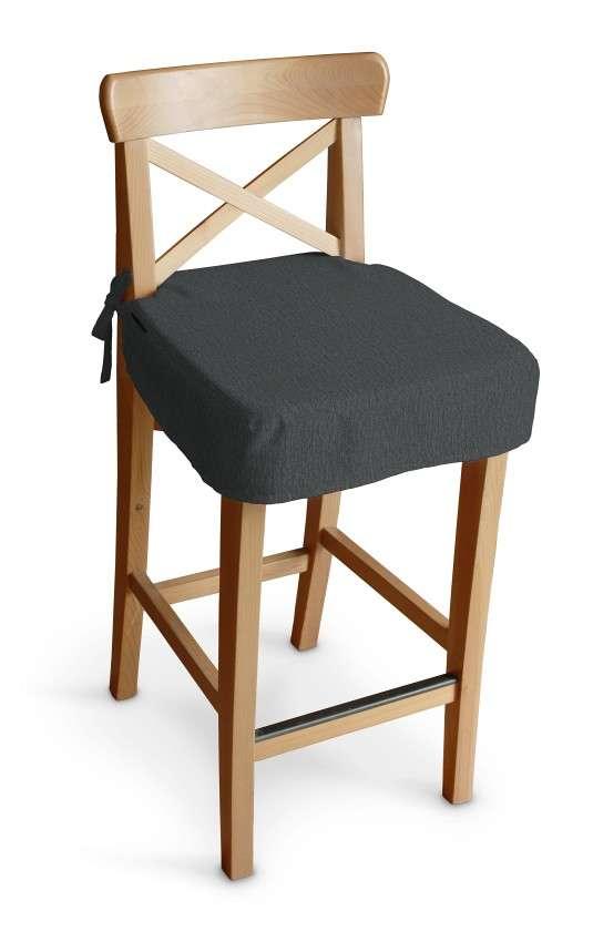 Siedzisko na krzesło barowe Ingolf krzesło barowe Ingolf w kolekcji Chenille, tkanina: 702-20