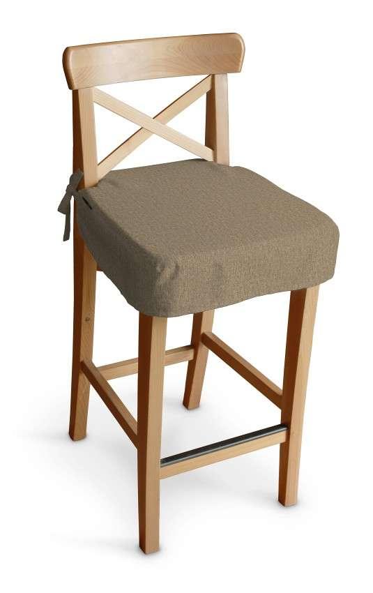 Siedzisko na krzesło barowe Ingolf krzesło barowe Ingolf w kolekcji Chenille, tkanina: 702-21