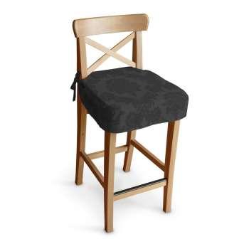 Siedzisko na krzesło barowe Ingolf krzesło barowe Ingolf w kolekcji Damasco, tkanina: 613-32