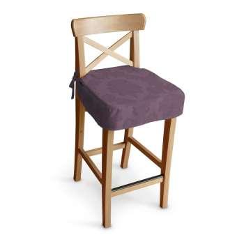 Ingolf baro kėdės užvalkalas - trumpas Ingolf baro kėdė kolekcijoje Damasco, audinys: 613-75
