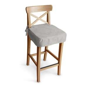 Siedzisko na krzesło barowe Ingolf krzesło barowe Ingolf w kolekcji Damasco, tkanina: 613-81