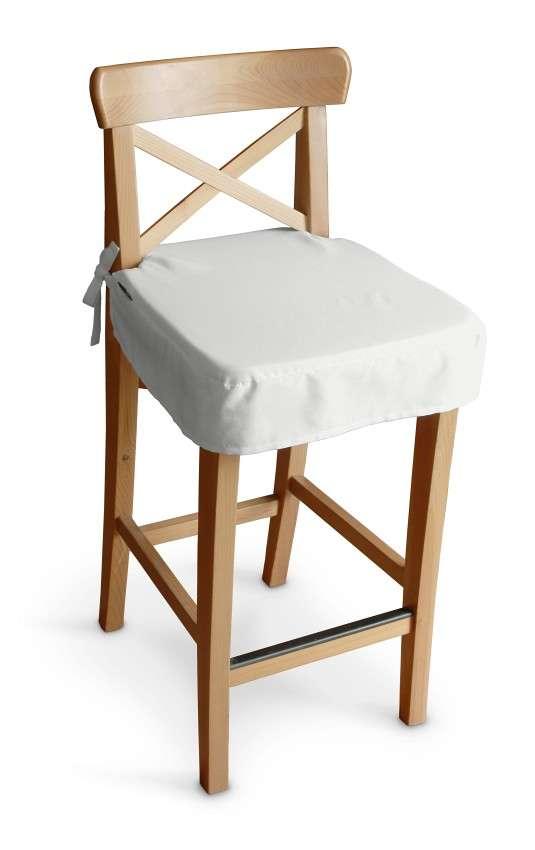 Poťah na barovú stoličku Ingolf V kolekcii Loneta, tkanina: 133-02
