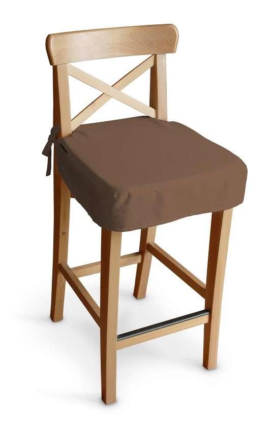 Siedzisko na krzesło barowe Ingolf krzesło barowe Ingolf w kolekcji Loneta, tkanina: 133-09