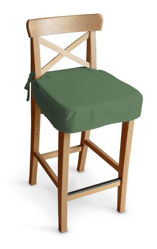 Siedzisko na krzesło barowe Ingolf w kolekcji Loneta, tkanina: 133-18