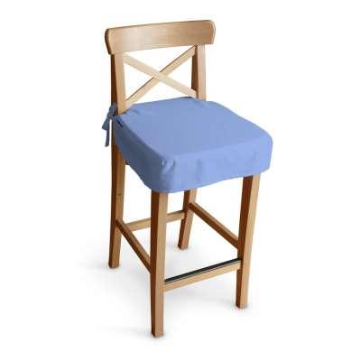 Siedzisko na krzesło barowe Ingolf w kolekcji Loneta, tkanina: 133-21
