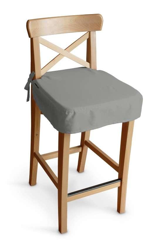 Ingolf baro kėdės užvalkalas - trumpas Ingolf baro kėdė kolekcijoje Loneta , audinys: 133-24