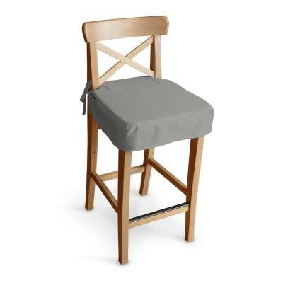 Siedzisko na krzesło barowe Ingolf w kolekcji Loneta, tkanina: 133-24