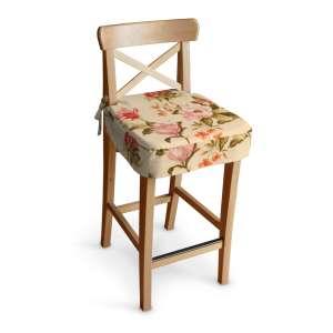 Siedzisko na krzesło barowe Ingolf krzesło barowe Ingolf w kolekcji Londres, tkanina: 123-05