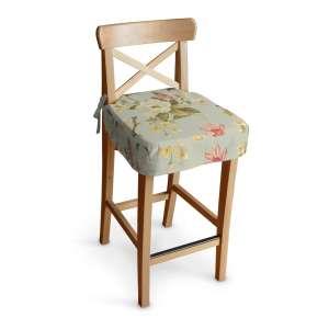 Ingolf baro kėdės užvalkalas - trumpas Ingolf baro kėdė kolekcijoje Londres, audinys: 123-65