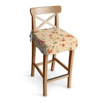 Sitzkissen für Barhocker Ingolf Barstuhl  Ingolf von der Kollektion Londres, Stoff: 124-05