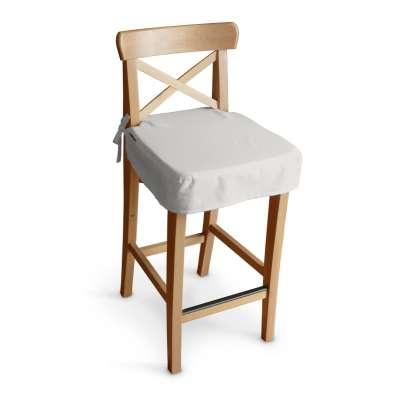 Siedzisko na krzesło barowe Ingolf w kolekcji Etna, tkanina: 705-01