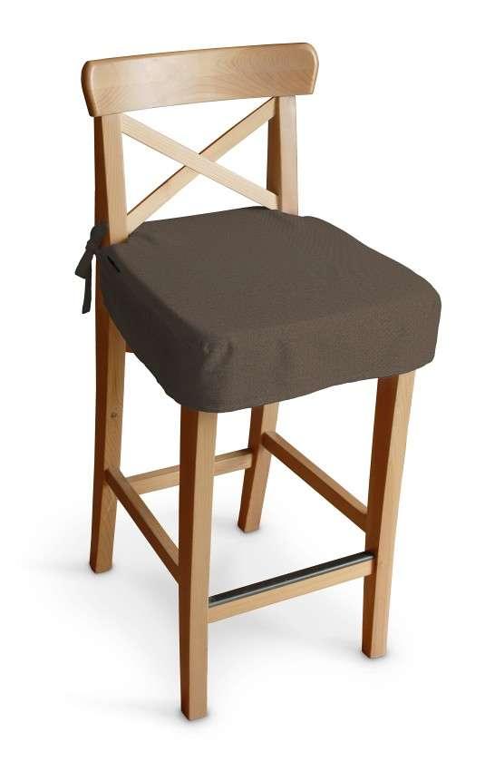 Ingolf Barstol sittepute fra kolleksjonen Etna - Ikke for gardiner, Stoffets bredde: 705-08