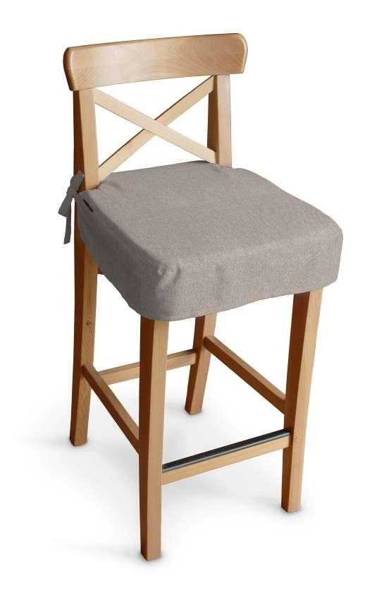 Siedzisko na krzesło barowe Ingolf w kolekcji Etna , tkanina: 705-09