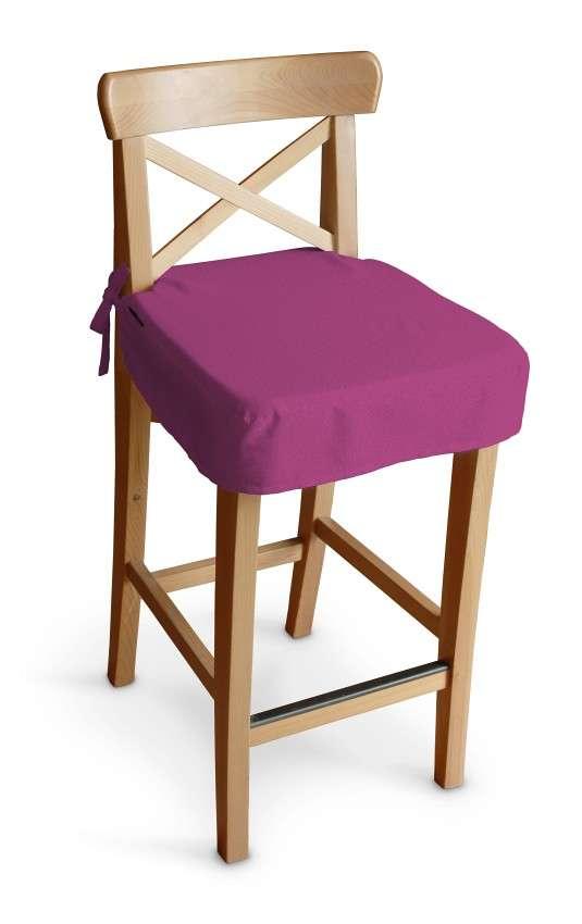 Siedzisko na krzesło barowe Ingolf w kolekcji Etna , tkanina: 705-23