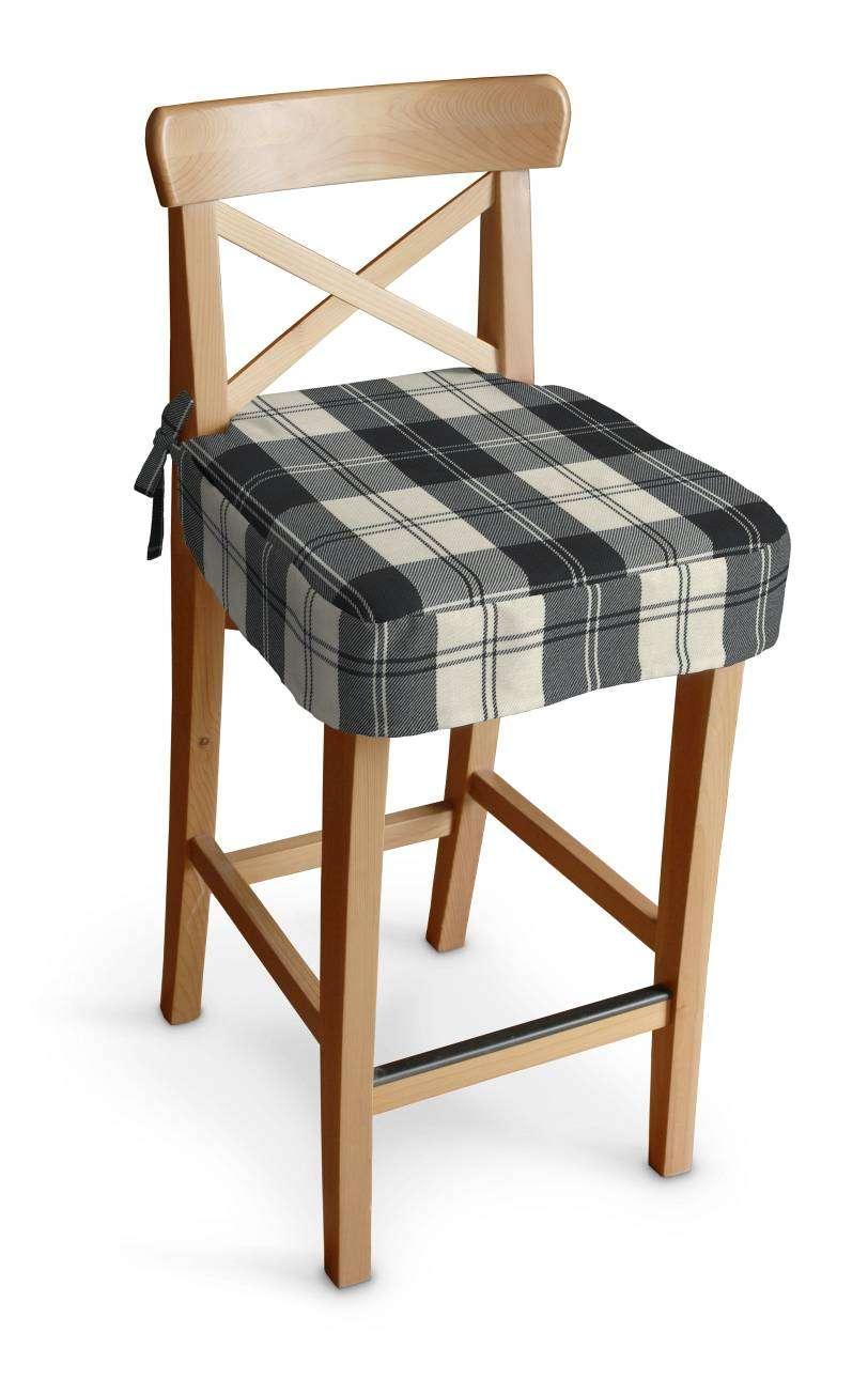 Sitzkissen für Barhocker Ingolf Barstuhl  Ingolf von der Kollektion Edinburgh , Stoff: 115-74