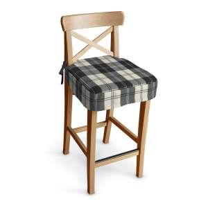 Siedzisko na krzesło barowe Ingolf krzesło barowe Ingolf w kolekcji Edinburgh, tkanina: 115-74