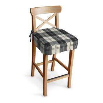 Sitzkissen für Barhocker Ingolf von der Kollektion Edinburgh , Stoff: 115-74